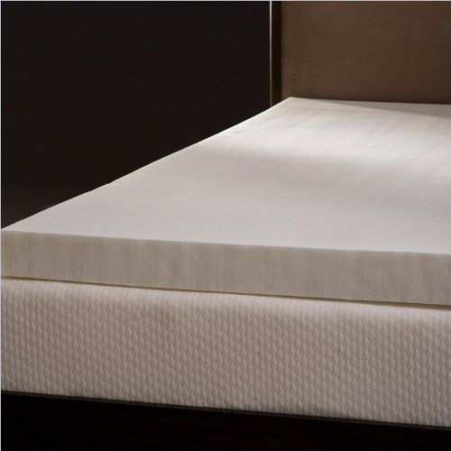 Comfort Magic Ultra Soft 4 Inch Memory Foam Mattress Topper King