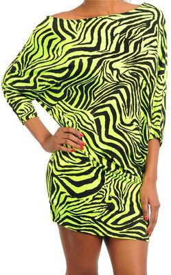 Buying this dress for a Neon themed bachelorette party! Can't wait to wear it out!