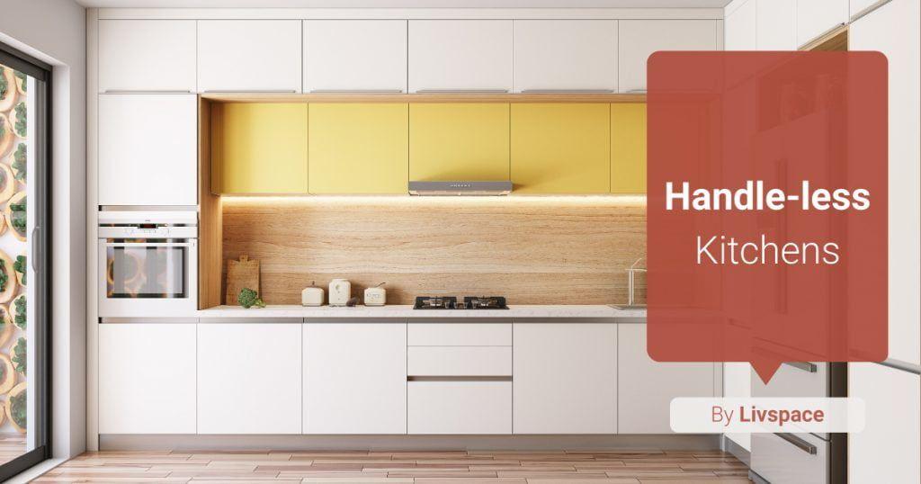 Get Seamless Kitchens With Gola Profile Handles Kitchen Prices Kitchen Furniture Design Parallel Kitchen Design