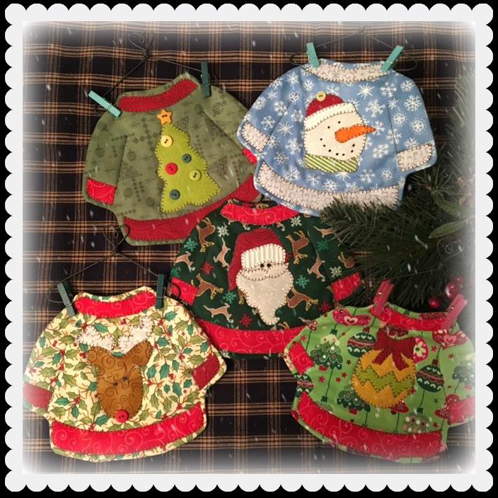 Ugly Christmas Sweater Mugs Rugs Craftsy Pinterest Ugliest