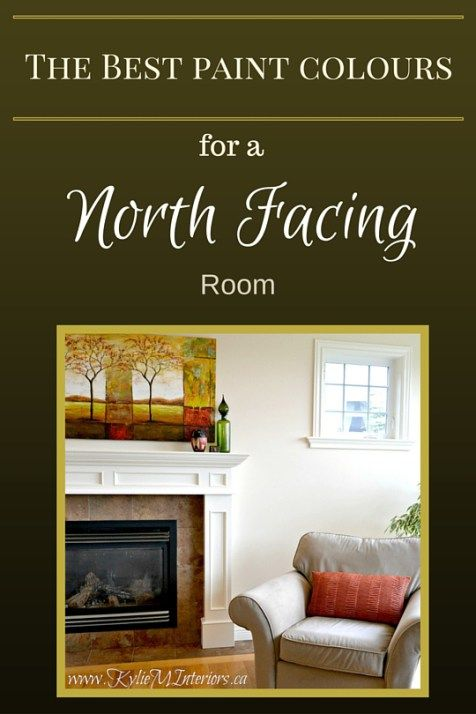 The Best Benjamin Moore Paint Colours For A North Facing / Northern  Exposure Room