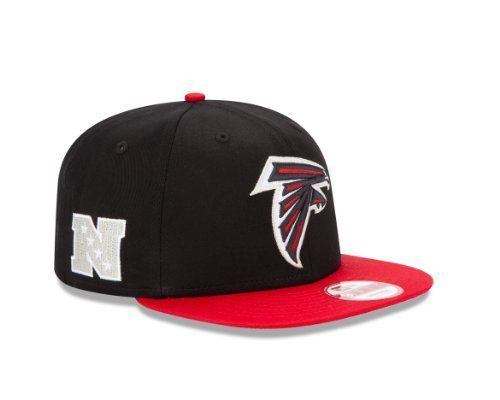 a4fc11e675db6 NFL Atlanta Falcons Baycik 9Fifty Snapback Hat by New Era.  29.49. 100%  cotton