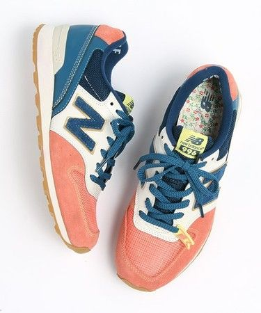 green label relaxing WOMENS WR996 pink | S for Shoes to die for ...