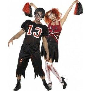 Halloween Kostuum Nl.Ik Vond Dit Op Beslist Nl Koppel Kostuum Voetballer En