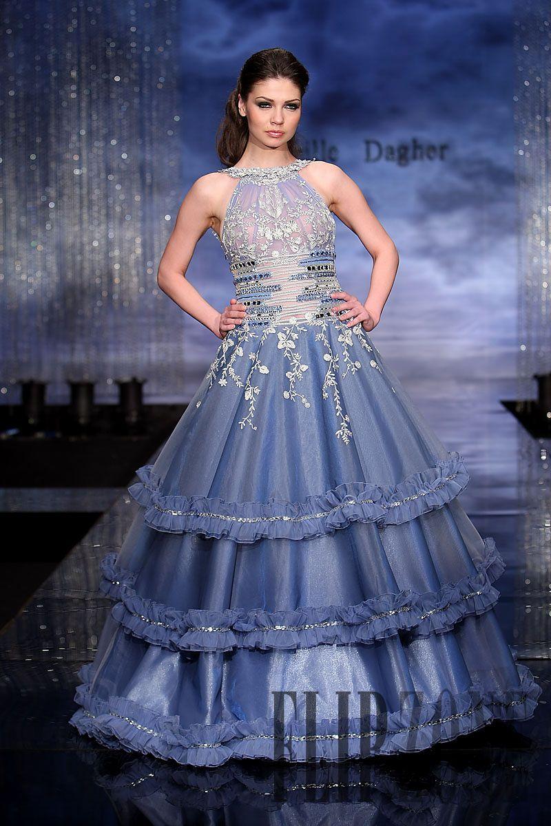 Mireille dagher springsummer couture flipzone