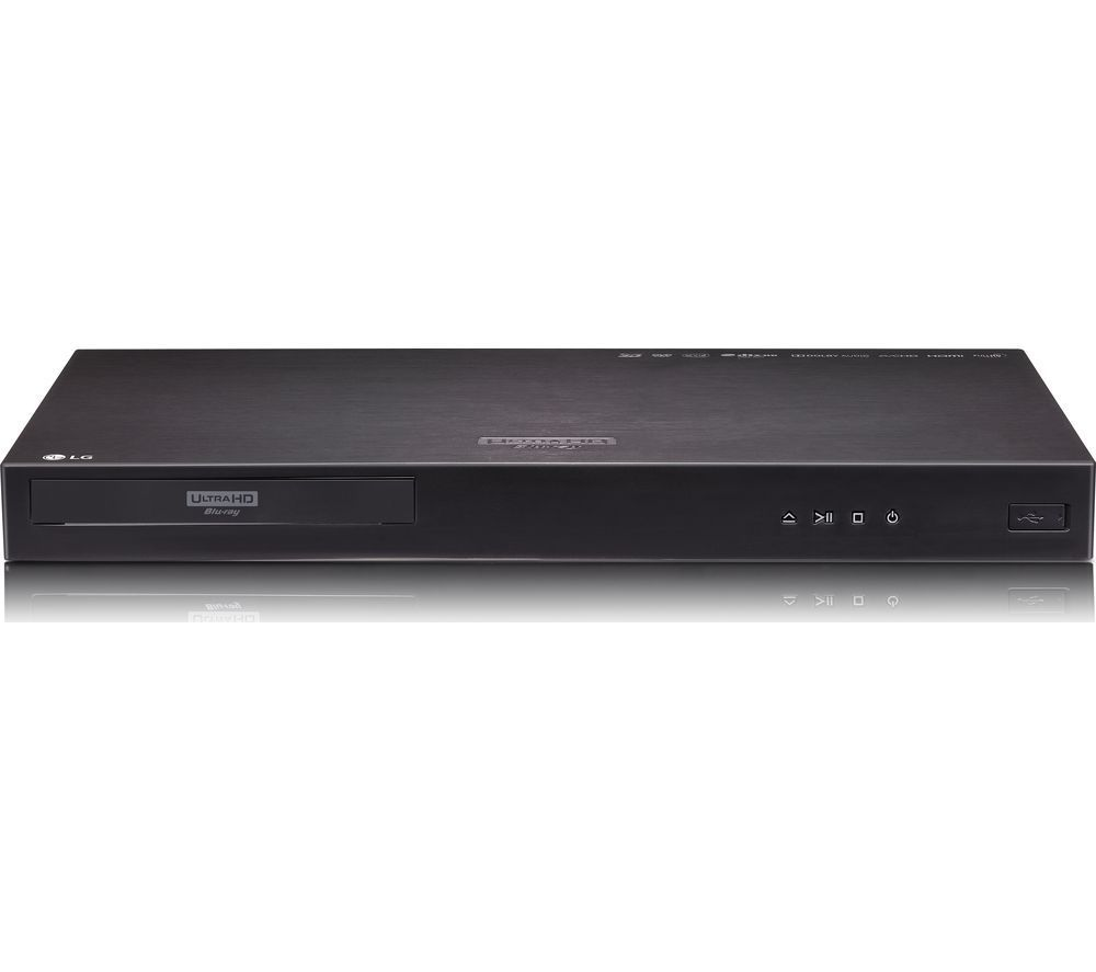 Lg Up970 Smart 4k Ultra Hd 3d Blu Ray Player With 4k Ultra Hd Upscaling Blu Ray Player Blu Ray Dvd Player
