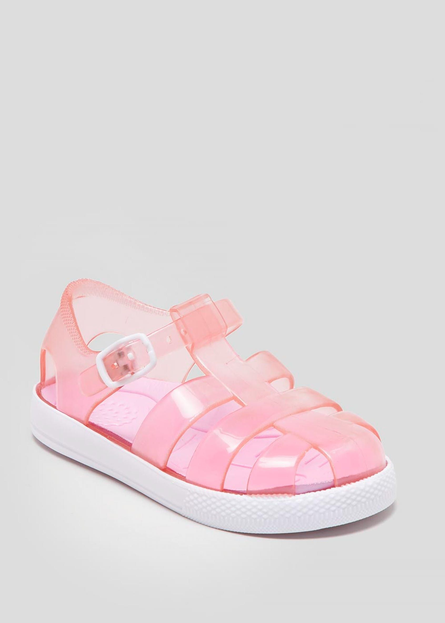 ec302e870941 Kids Caged Jelly Shoes (Younger 4-12) – Pink