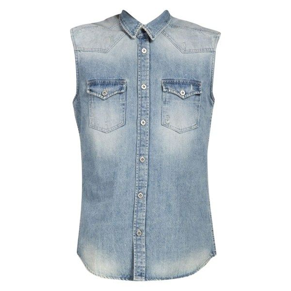 Denim Vest | Denim Vest fra Jack & Jones