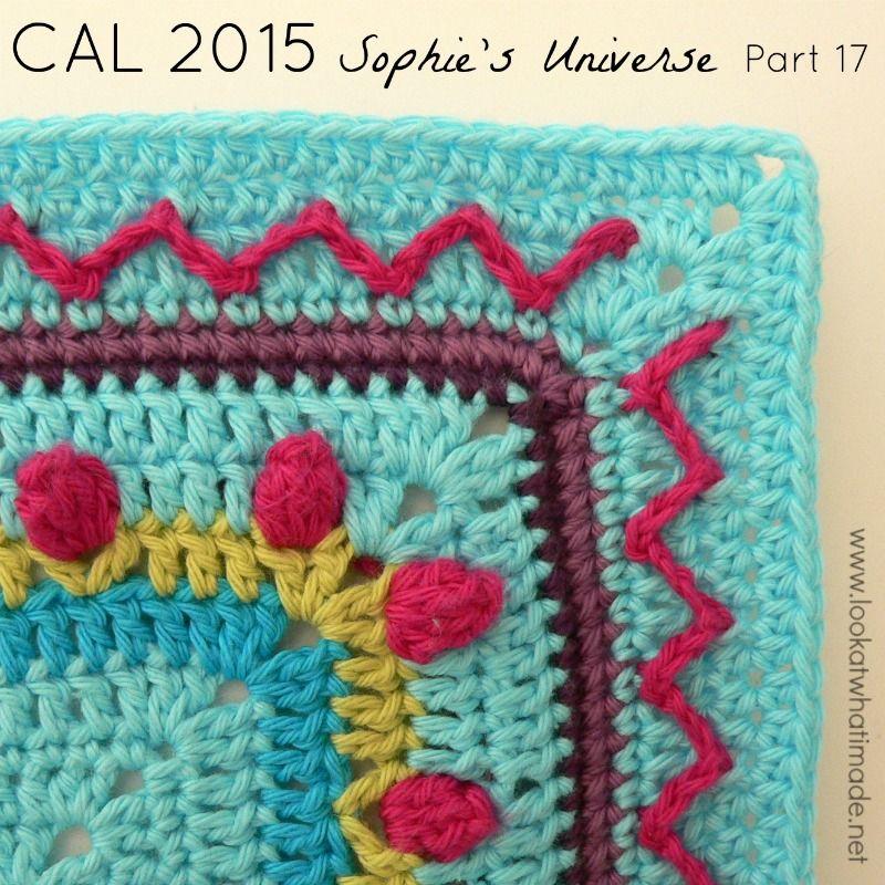 Sophie's Universe Part 17  {CAL 2015} ༺✿ƬⱤღ  https://www.pinterest.com/teretegui/✿༻