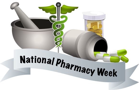 Information and Clip Art for National Pharmacy Week