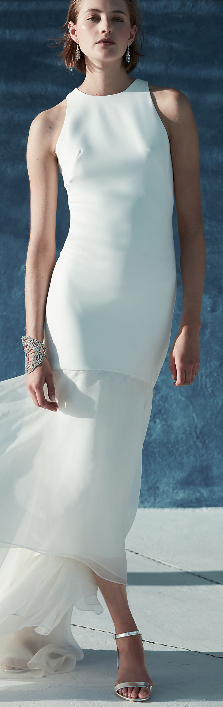Elle Gown | WEDDING IDEAS | Pinterest | Gowns, White outfits and ...