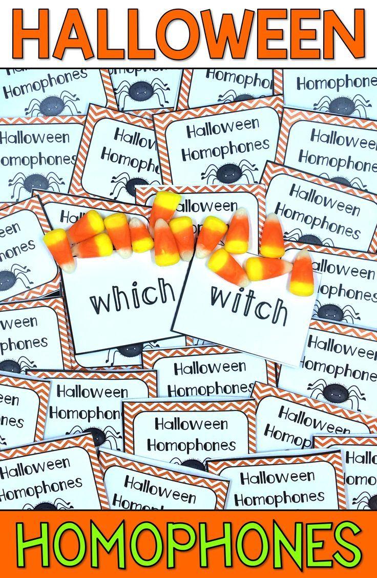 Halloween Reading Packet - Halloween Reading Comprehension Passage ...