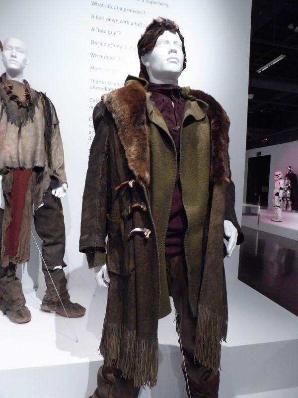 Tom Hardy The Revenant John Fitzgerald Movie Costume