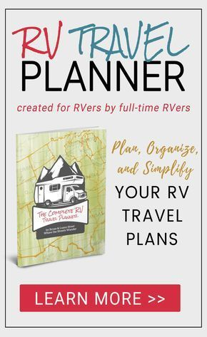 the complete rv travel planner is here traveling camping season is upon us are you anxious to get out and head down the road the compl