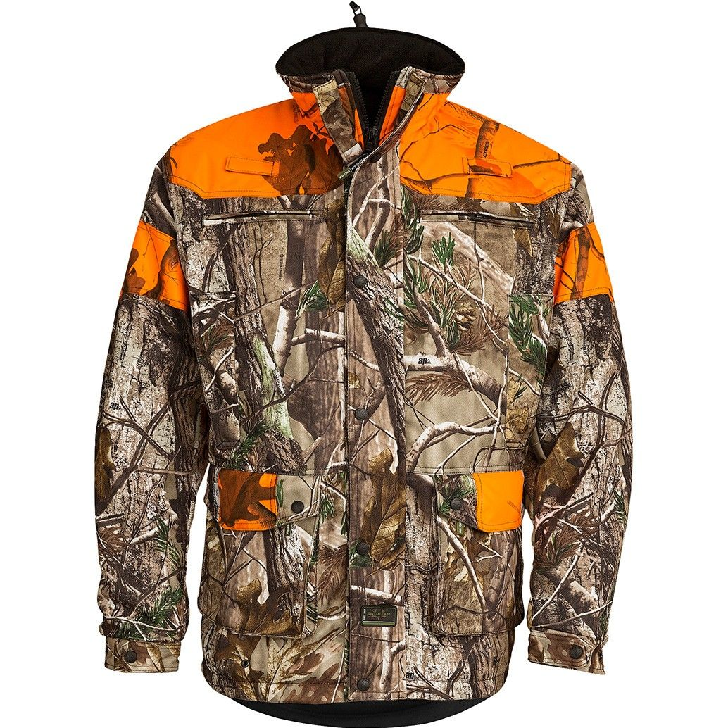 Swedteam Hunter Blaze Jacket Realtree Ap Blaze Team