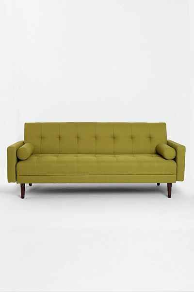 Night and Day Convertible Sofa - Urban Outfitters $299.99