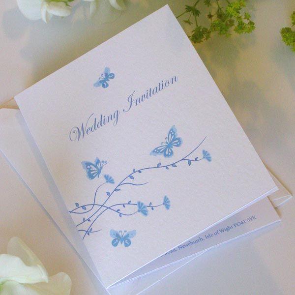 wwwbutterflies wedding inventations Wedding Butterfly Invitations