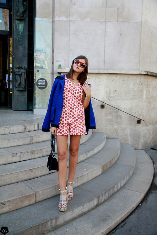 #ElviraAbasova by Claire Guillon #pfw #streetstyle #street #style #fashion