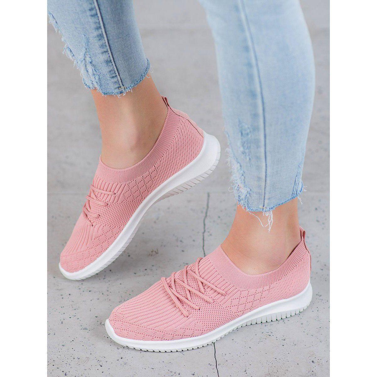 Shelovet Azurowe Buty Sportowe Rozowe Dress Shoes Men Oxford Shoes Slip On Sneaker