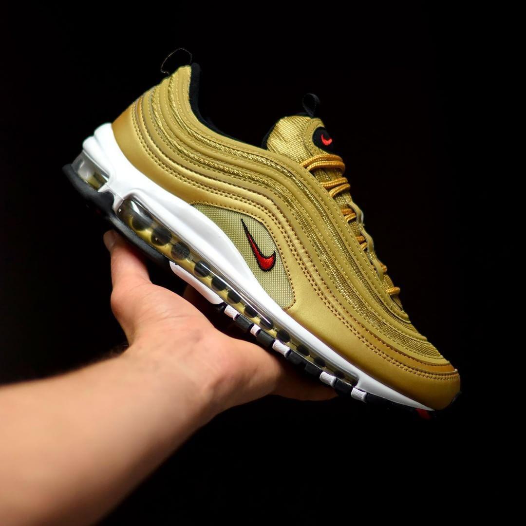air max 95 femmes gold