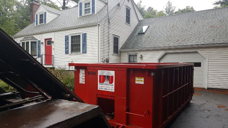 Online Dumpster Rental In Burlington Ma Dumpster Rental Homeowner Dumpster
