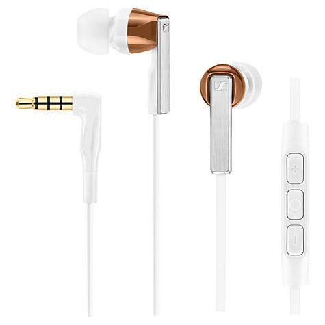 Buy Sennheiser CX 5.00 I In-Ear Headphones with Mic/Remote Online at johnlewis.com