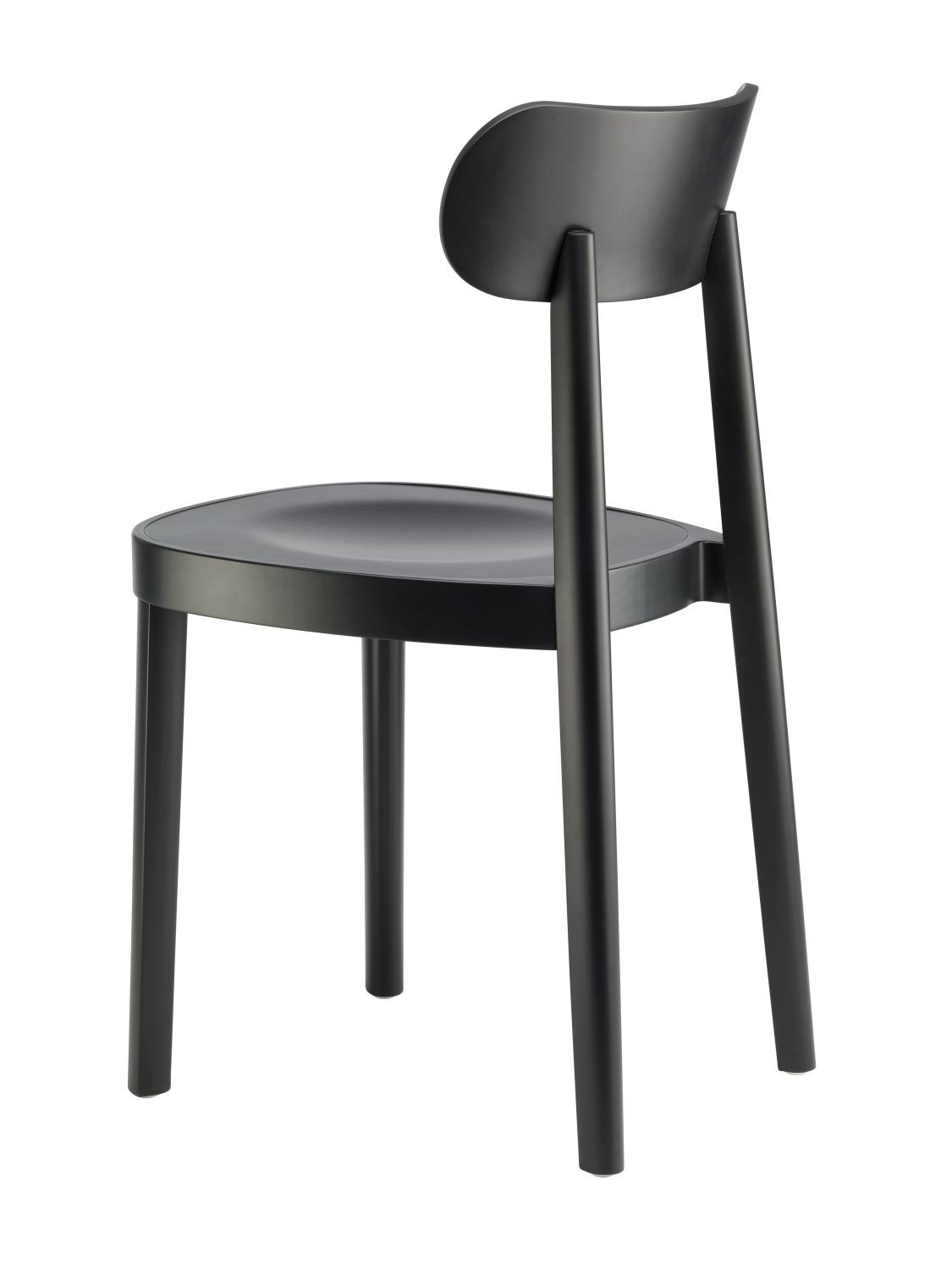 Thonet 118 M Stuhl Schwarz Tp 29 Indoor Products In