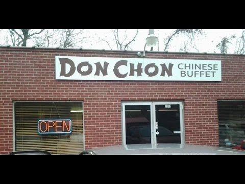 Don Chon Chinese Buffet Swannanoa Nc Youtube Chinese Buffet Buffet Outdoor Decor
