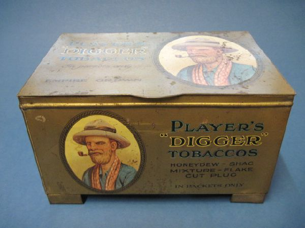 60 + Tobacco Tins for sale at Tobacco Collectibles