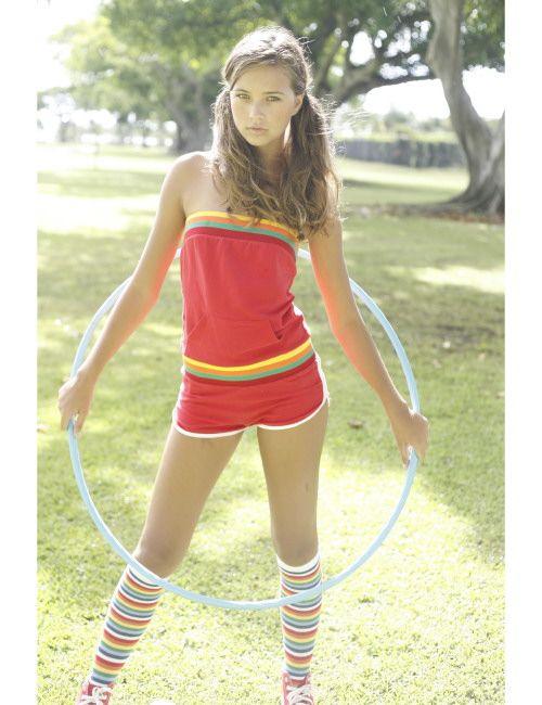 Hot Brunette Latina Teen