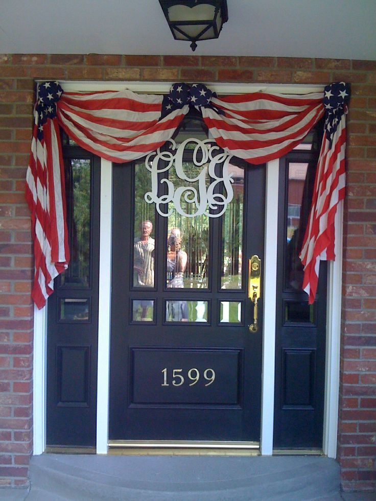 southern front doorsIndependence Day idea  fine picture  Front doors Celebrations