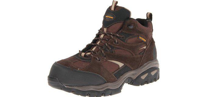 The Best Lightweight Work Boots Work Boots Review Work Boots Men Lightweight Work Boots Skechers Work