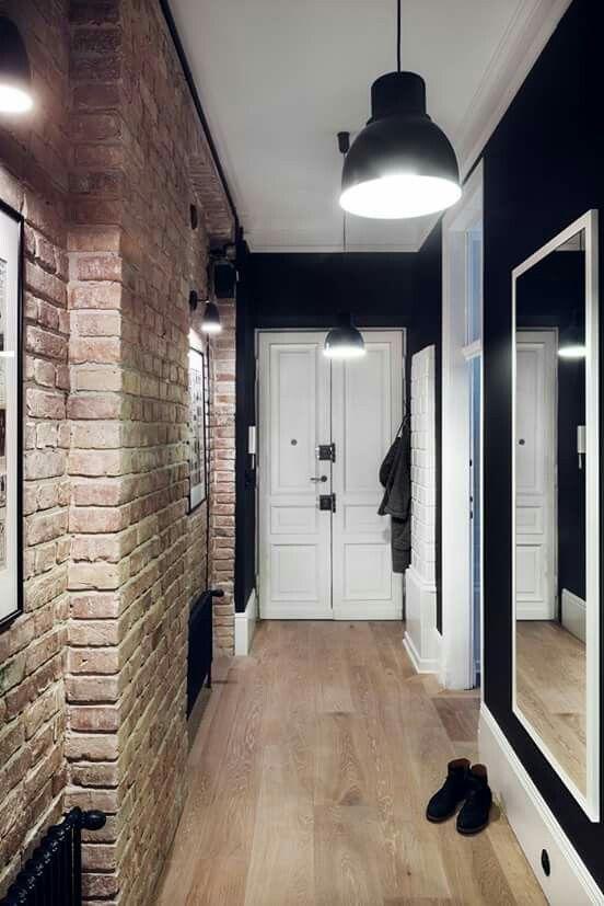 Genialny Pin od xoxo Nowak na Pomysły do domu w 2019 | Hallway decorating UK48