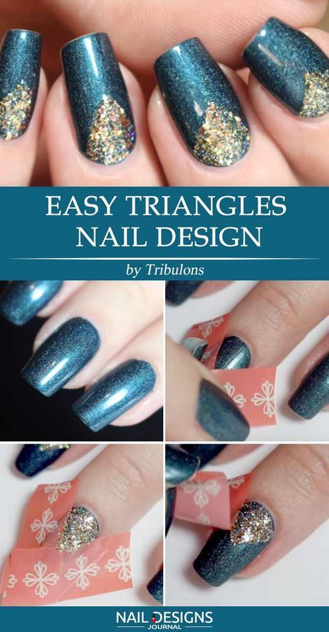 10 Super Easy Diy Nails Designs Every Girl Should Know