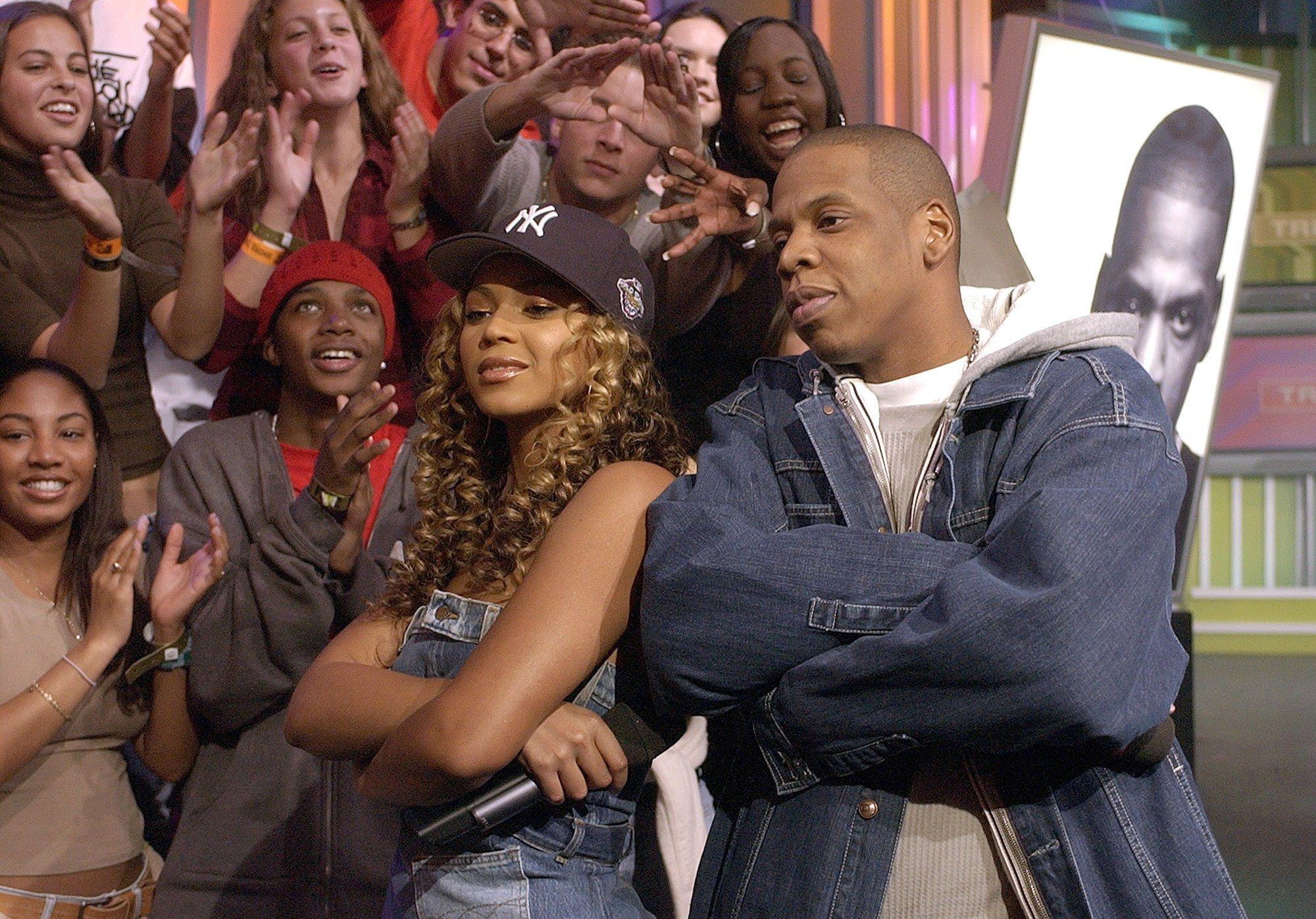 In Honor Of Their 10th Anniversary A Look Back At Beyonce And Jay Z S Relationship Beyonce And Jay Z Beyonce And Jay Beyonce