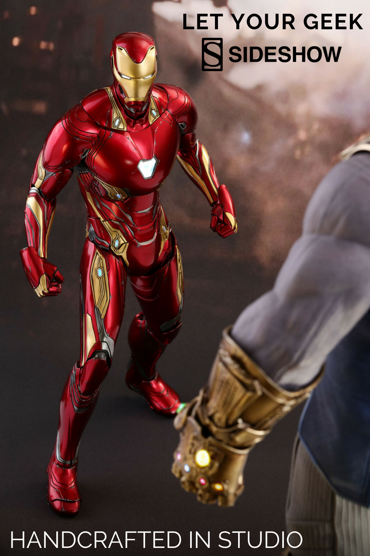 With Remarkable Movie Accuracy The Sixth Scale Figure Is Expertly Crafted Based On Robert Downey Jr As Tony Iron Man Marvel Iron Man Iron Man Action Figures