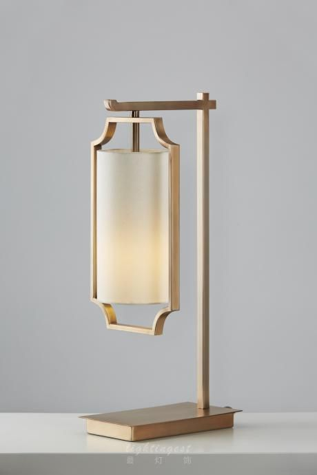 Lightingest Zen Chinese Style Table Lamp 最灯饰 5月新品禅意新