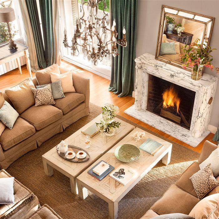 la pisada ms clida es tiempo de alfombras - Alfombras Salon