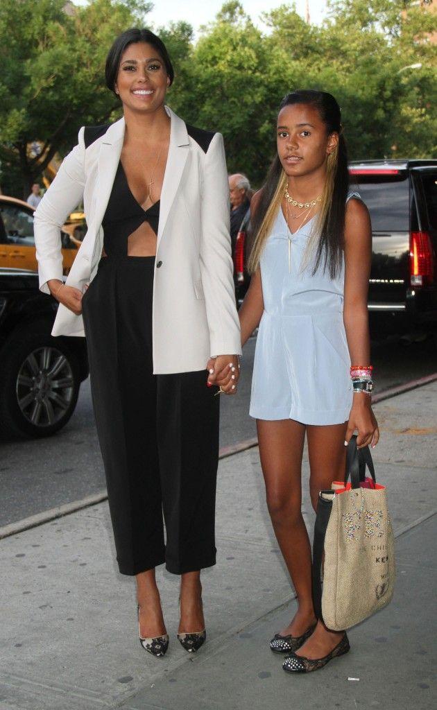 Rachel Roy And Ava Celebrity Siblings Mom Daughter