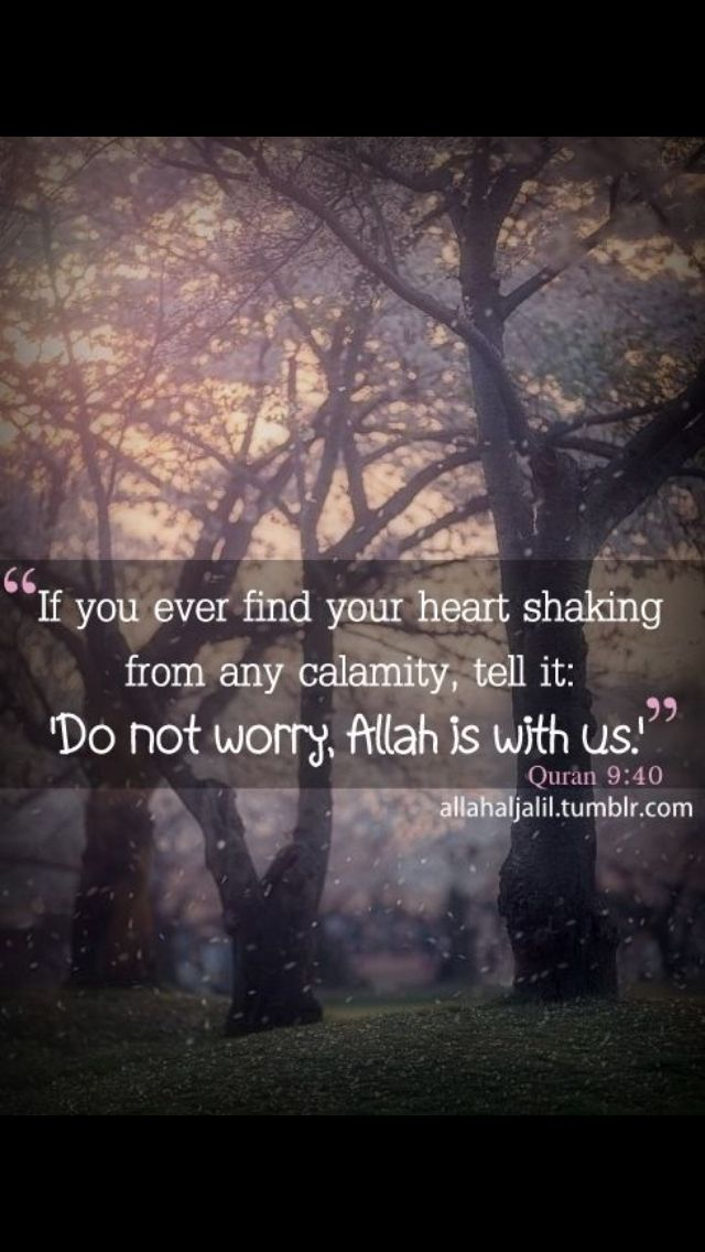 You Are Never Alone Deen Pinterest Allah Islam And Quran