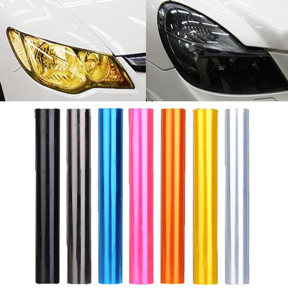 30 Cm X 100 Cm Oto Araba Ton Far Arka Lambasi Sis Isik Vinil Duman Film Sac Sticker Kapak 12 Inc X 40 Inc Araba Styling Vinyl For Cars Tail Light Bmw Z4