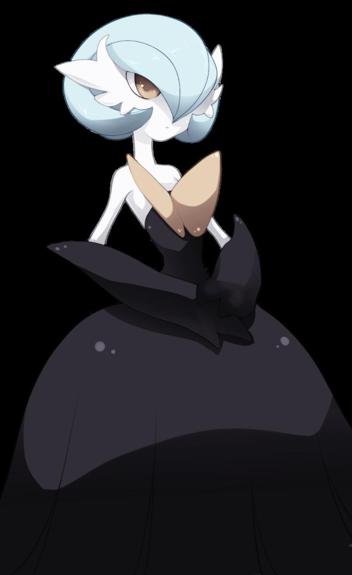 Pokemon - Shiny Mega Gardevoir by mmmegh