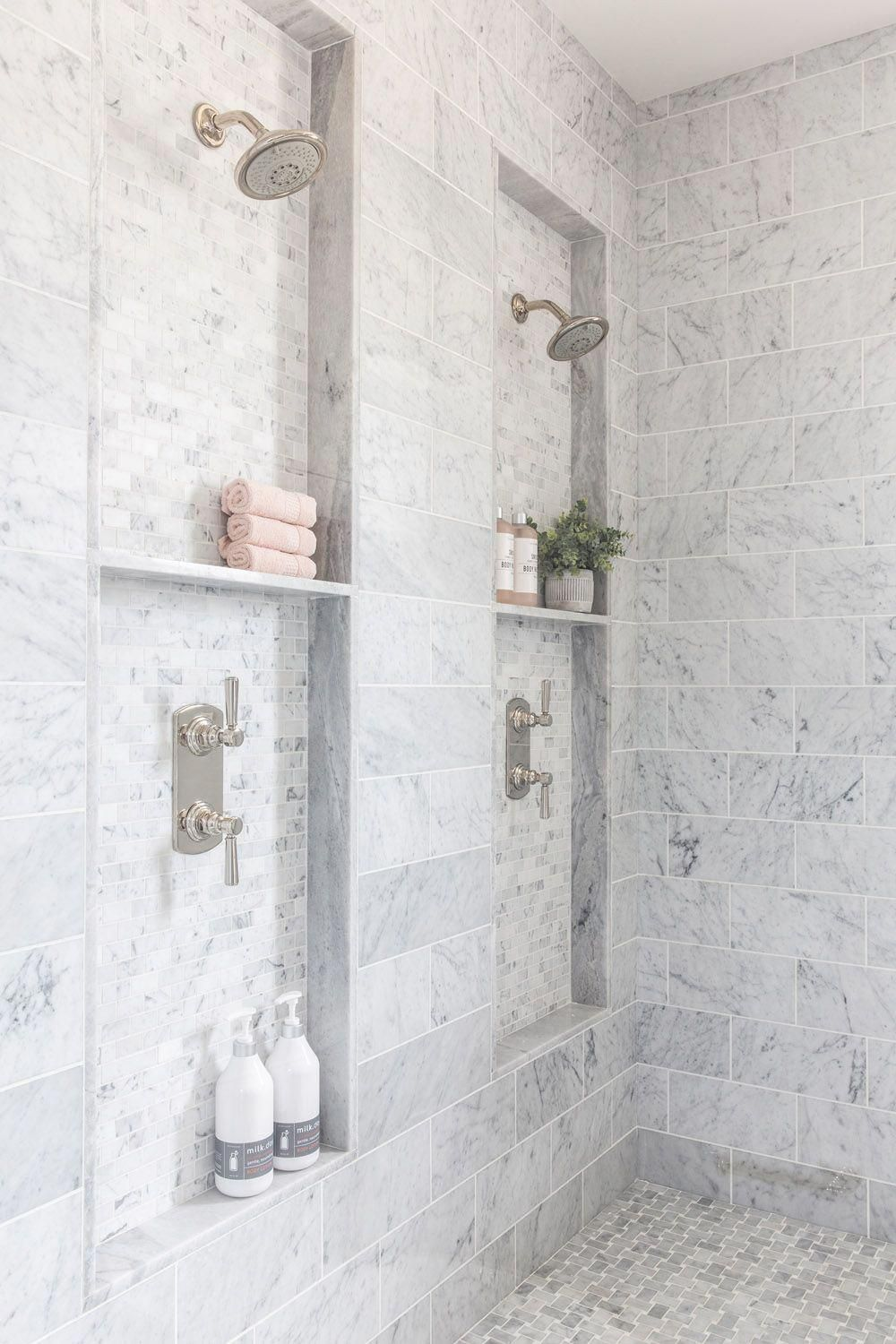 How Much Does A Kitchen Remodel Cost Bathroom Remodel Master Shower Niche Master Shower