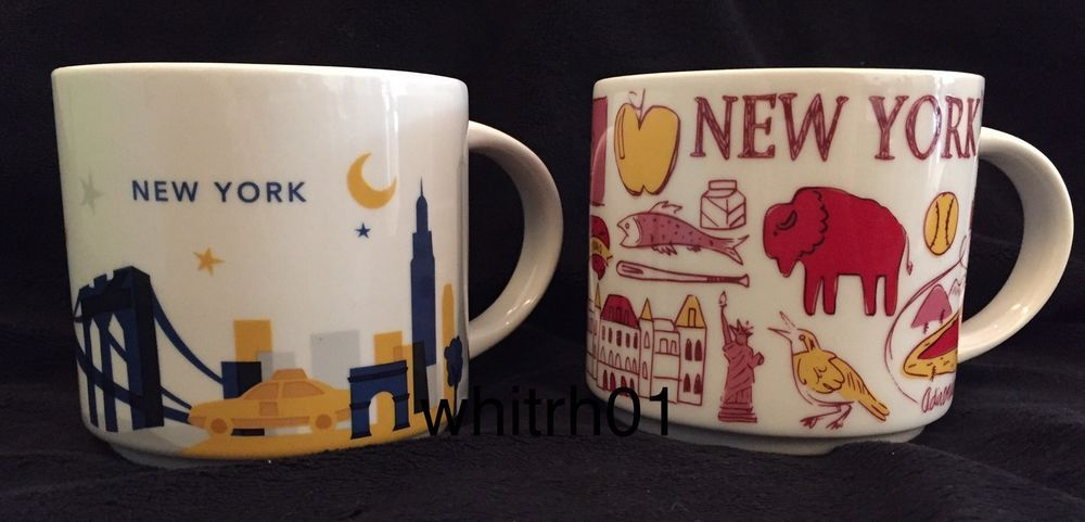 Mug Set New Been Starbucks York Here Details You About Yah Are There hrCtQdxs