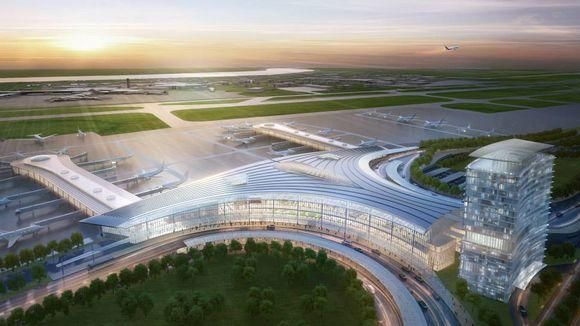 New Orleans Starts Building Its Airport Of The Future Airport