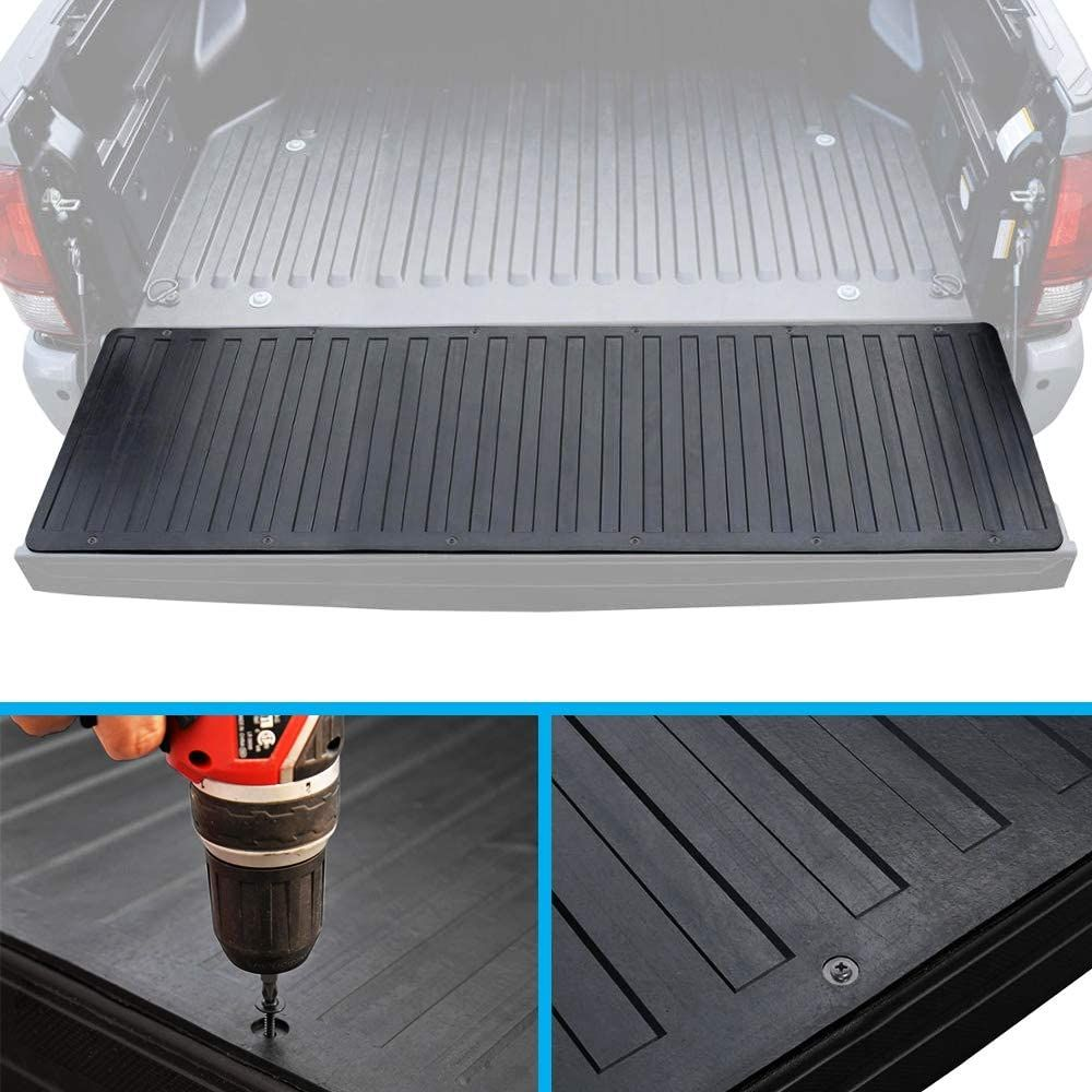 Tailgate Mat in 2020 Pickup trucks bed, Truck bed