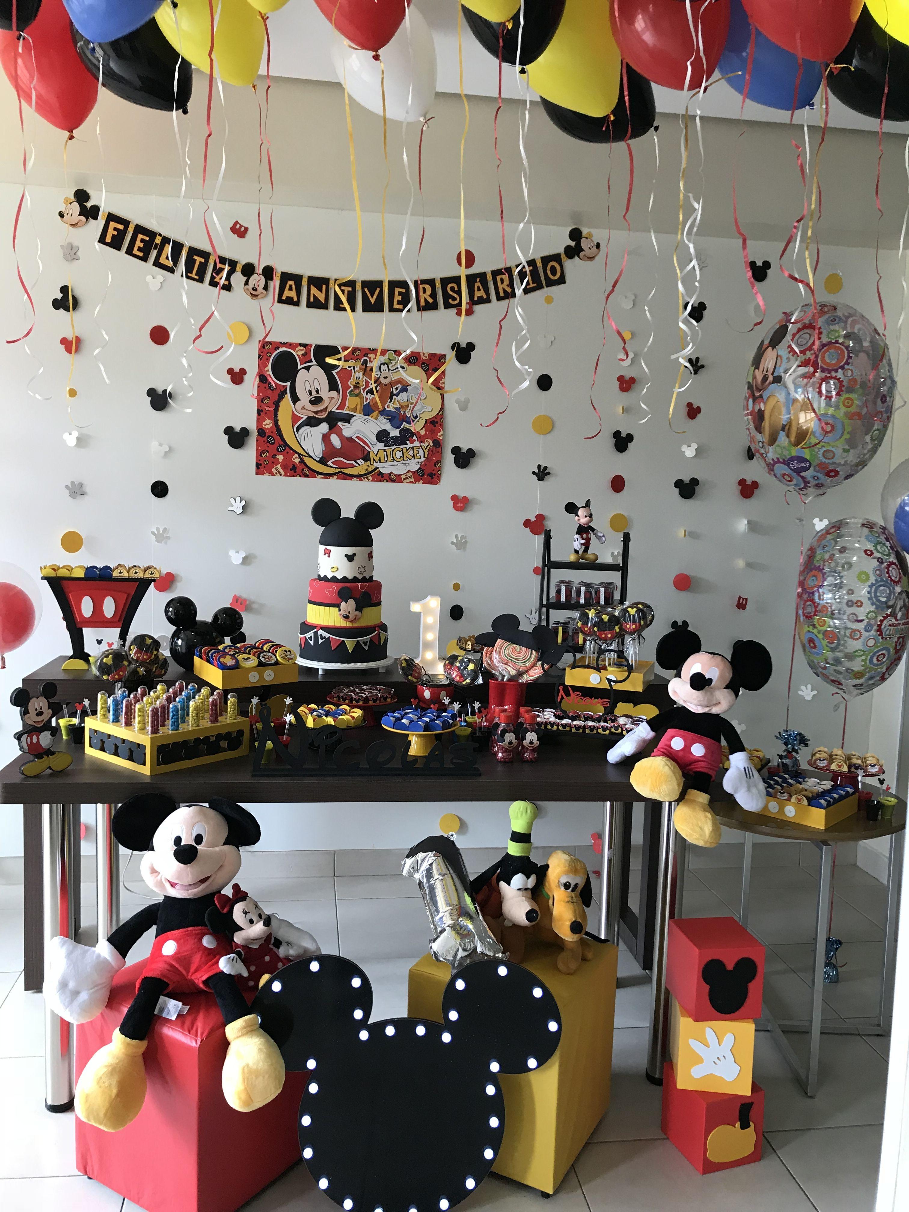 Fiesta Mickey Birthday Mickey Birthday Mickey Mouse