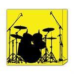 Canvas Frame perfect gift for drummers