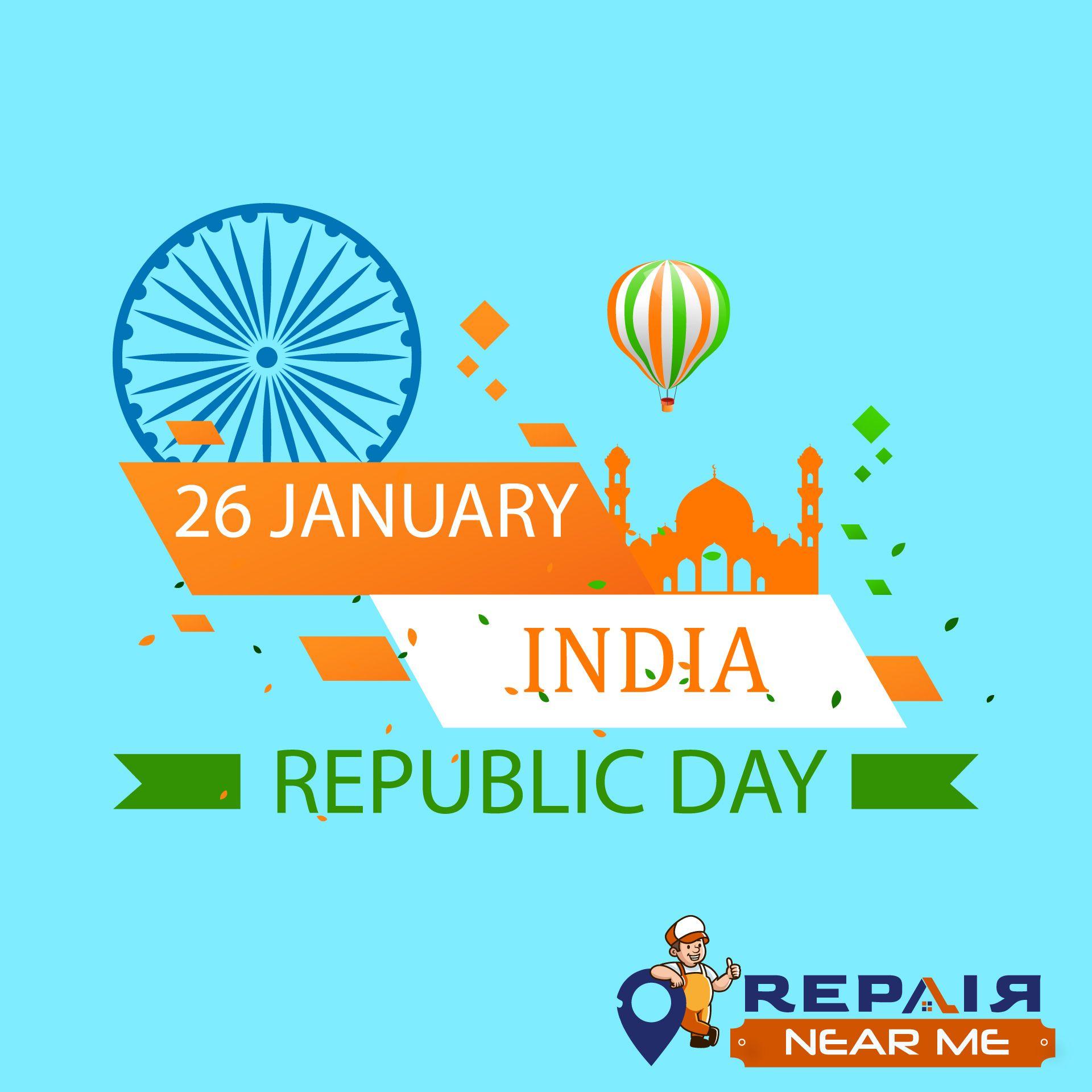 Happy Republic Day 26 Jan 2021 In 2021 Republic Day Happy Republic Day India Republic Day