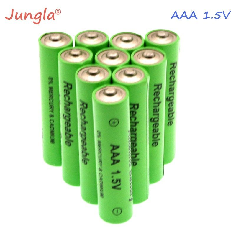 10pcs Lot New Brand Aaa Battery 2100mah 1 5v Alkaline Aaa Rechargeable Battery For Remote Control Toy Rechargeable Batteries Remote Control Toys Aaa Batteries